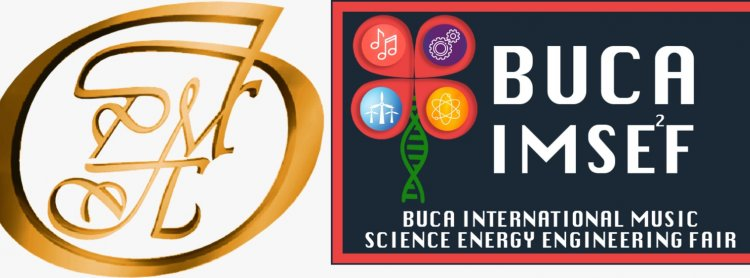 BUCA IMSEF International Music Science Energy Engineering Fair organized by Buca Municipality Kızılçullu Science and Art Center!